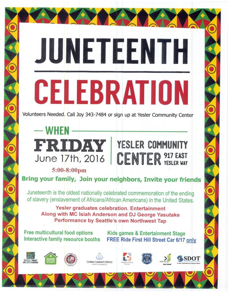 Yesler Juneteenth Flyer 6.17.16 with SDOT-page-001