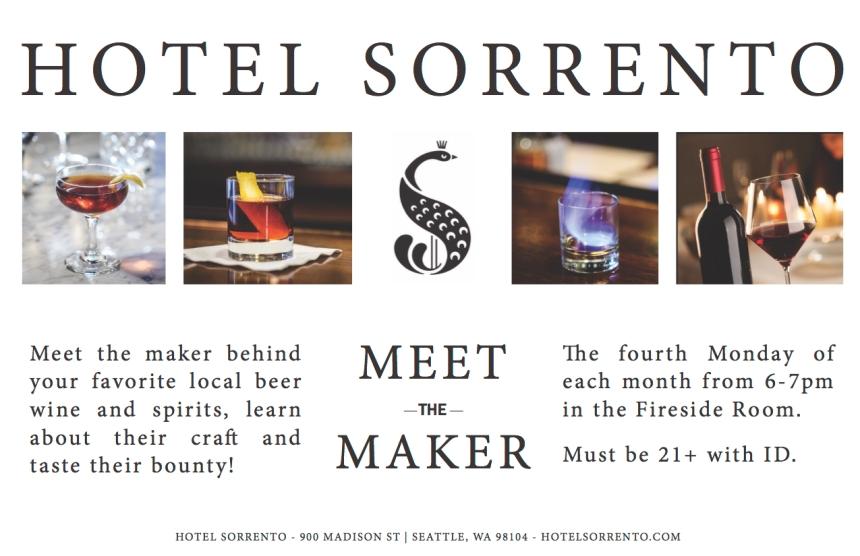 Meet the Maker Flyer